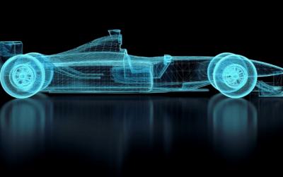 'De Formule 1 auto is een continu doorontwikkeld prototype'