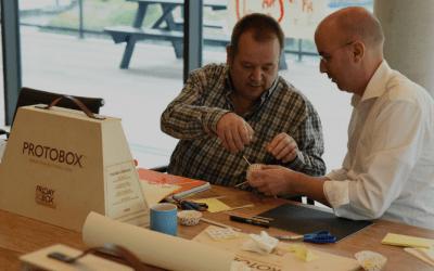 Prototypen: de waarde van tastbare ideeën