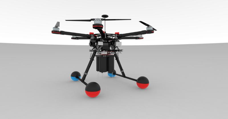 Banner van nicks naar iets drones