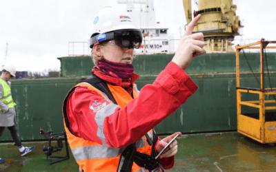 Hoe Jumbo Maritime innoveert met de HoloLens (2/2)