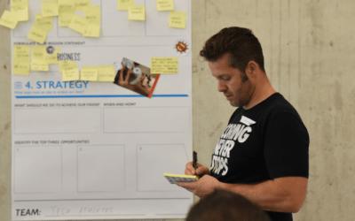 Innovatieworkshop: zo blijft er meer plakken dan de post-its