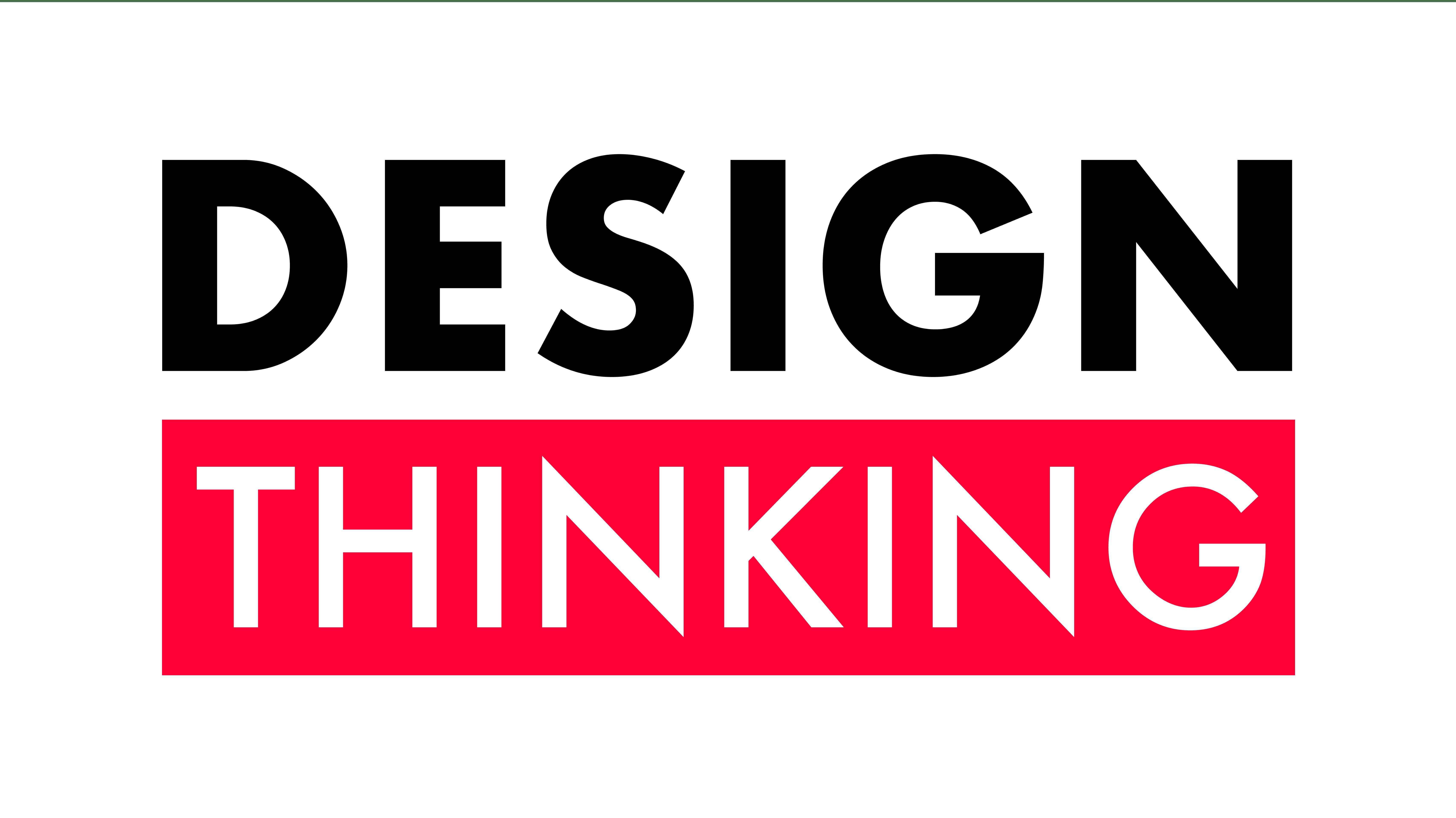 Design Thinking is écht anders kijken naar innovatie.