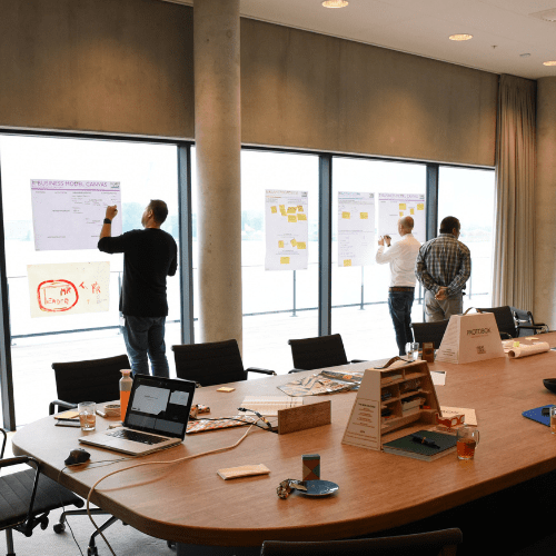 Innovatie advies van Friday out of the Box Innovatiebureau in Utrecht
