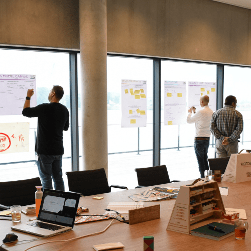 Training Leiding geven aan innovatie Friday out of the Box