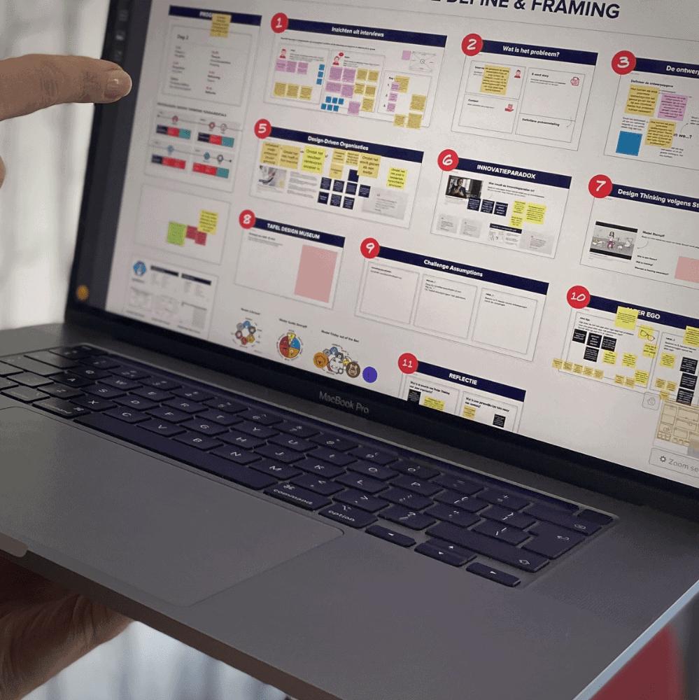 Hackathon Impressie Remote