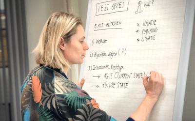 Wat doet een facilitator?