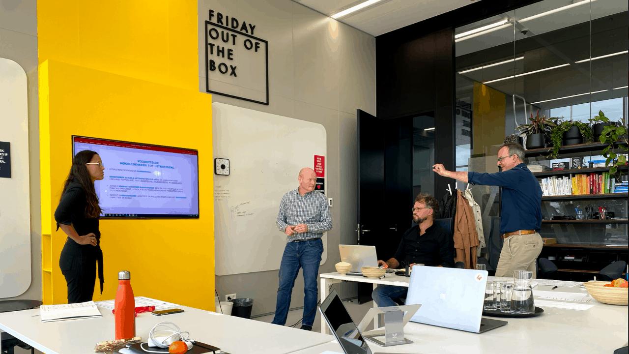 Innovatiebureau Friday out of the Box | Utrecht